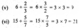 RBSE Solutions for Class 7 Maths Chapter 2 Fractions and Decimal Numbers Ex 2.3