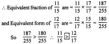 RBSE Solutions for Class 7 Maths Chapter 2 Fractions and Decimal Numbers Ex 2.1 Q2c