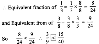 RBSE Solutions for Class 7 Maths Chapter 2 Fractions and Decimal Numbers Ex 2.1 Q2e