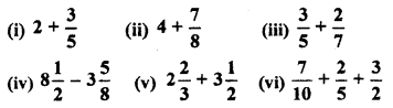 RBSE Solutions for Class 7 Maths Chapter 2 Fractions and Decimal Numbers Ex 2.1 Q4