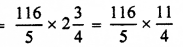 RBSE Solutions for Class 7 Maths Chapter 2 Fractions and Decimal Numbers Ex 2.2 q12