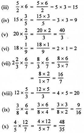 RBSE Solutions for Class 7 Maths Chapter 2 Fractions and Decimal Numbers Ex 2.2 q3b