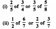 RBSE Solutions for Class 7 Maths Chapter 2 Fractions and Decimal Numbers Ex 2.2 q8