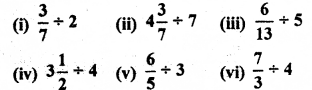 RBSE Solutions for Class 7 Maths Chapter 2 Fractions and Decimal Numbers Ex 2.3 Q3