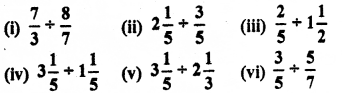 RBSE Solutions for Class 7 Maths Chapter 2 Fractions and Decimal Numbers Ex 2.3 Q4