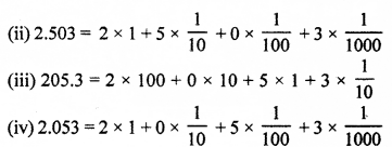 RBSE Solutions for Class 7 Maths Chapter 2 Fractions and Decimal Numbers Ex 2.4 Q3a