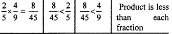 RBSE Solutions for Class 7 Maths Chapter 2 Fractions and Decimal Numbers In Text Exercise 19b