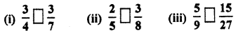 RBSE Solutions for Class 7 Maths Chapter 2 Fractions and Decimal Numbers In Text Exercise K2