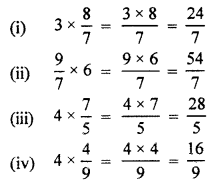 RBSE Solutions for Class 7 Maths Chapter 2 Fractions and Decimal Numbers In Text Exercise K3a