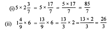 RBSE Solutions for Class 7 Maths Chapter 2 Fractions and Decimal Numbers In Text Exercise K4