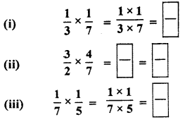 RBSE Solutions for Class 7 Maths Chapter 2 Fractions and Decimal Numbers In Text Exercise K6