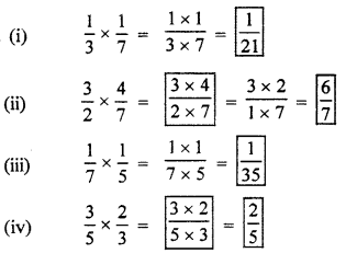 RBSE Solutions for Class 7 Maths Chapter 2 Fractions and Decimal Numbers In Text Exercise K6b