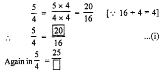RBSE Solutions for Class 7 Maths Chapter 4 Rational Numbers Additional Questions L1