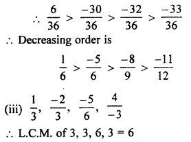 RBSE Solutions for Class 7 Maths Chapter 4 Rational Numbers Ex 4.1 10d