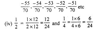 RBSE Solutions for Class 7 Maths Chapter 4 Rational Numbers Ex 4.1 7f