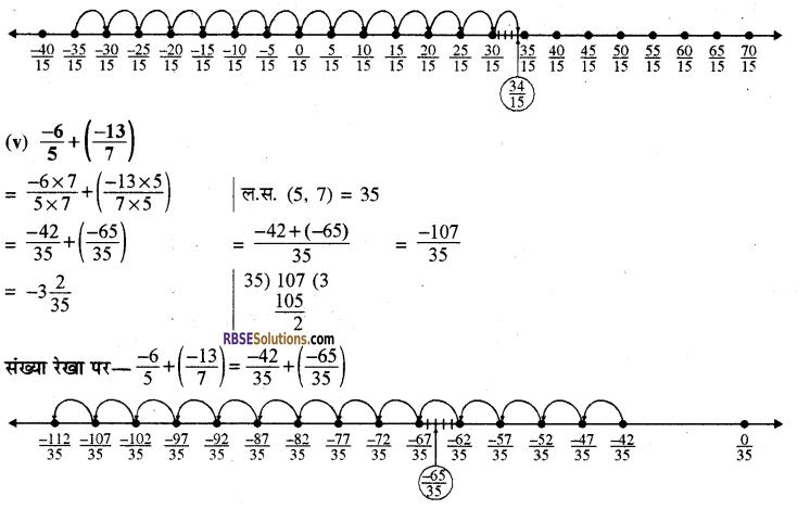 RBSE Solutions for Class 8 Maths Chapter 1 परिमेय संख्याएँ Ex 1.1 image 11