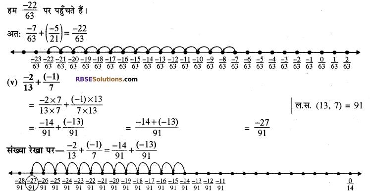RBSE Solutions for Class 8 Maths Chapter 1 परिमेय संख्याएँ Ex 1.1 image 21