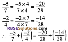 RBSE Solutions for Class 8 Maths Chapter 1 परिमेय संख्याएँ In Text Exercise image 11