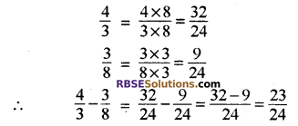 RBSE Solutions for Class 8 Maths Chapter 1 परिमेय संख्याएँ In Text Exercise image 16