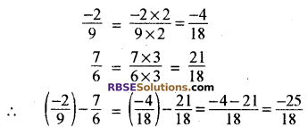 RBSE Solutions for Class 8 Maths Chapter 1 परिमेय संख्याएँ In Text Exercise image 22