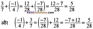 RBSE Solutions for Class 8 Maths Chapter 1 परिमेय संख्याएँ In Text Exercise image 40