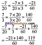 RBSE Solutions for Class 8 Maths Chapter 1 परिमेय संख्याएँ In Text Exercise image 9
