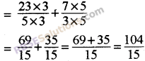 RBSE Solutions for Class 8 Maths Chapter 1 Rational Numbers Ex 1.1 15