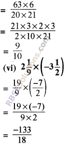 RBSE Solutions for Class 8 Maths Chapter 1 Rational Numbers Ex 1.1 19