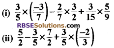 RBSE Solutions for Class 8 Maths Chapter 1 Rational Numbers Ex 1.1 27