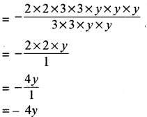 RBSE Solutions for Class 8 Maths Chapter 10 Factorization Ex 10.3 img-3