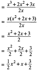 RBSE Solutions for Class 8 Maths Chapter 10 Factorization Ex 10.3 img-7