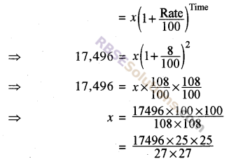 RBSE Solutions for Class 8 Maths Chapter 13 Comparison of Quantities Additional Questions img-19