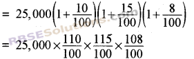 RBSE Solutions for Class 8 Maths Chapter 13 Comparison of Quantities Additional Questions img-8