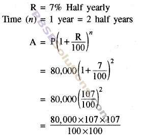 RBSE Solutions for Class 8 Maths Chapter 13 Comparison of Quantities Ex 13.3 img-10