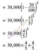 RBSE Solutions for Class 8 Maths Chapter 13 Comparison of Quantities Ex 13.3 img-2