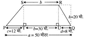 RBSE Solutions for Class 8 Maths Chapter 14 क्षेत्रफल In Text Exercise 8