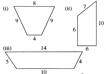 RBSE Solutions for Class 8 Maths Chapter 14 क्षेत्रफल In Text Exercise 9