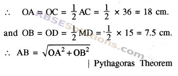 RBSE Solutions for Class 8 Maths Chapter 14 Area Additional Questions img-10