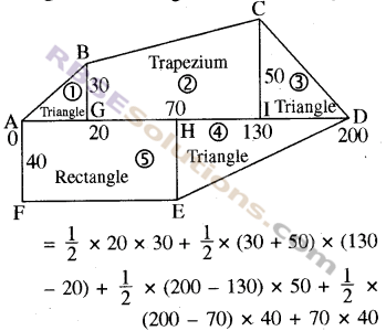 RBSE Solutions for Class 8 Maths Chapter 14 Area Additional Questions img-13