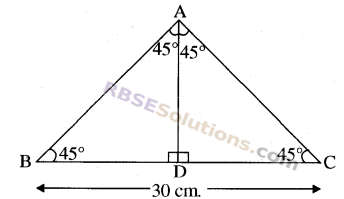 RBSE Solutions for Class 8 Maths Chapter 14 Area Additional Questions img-2