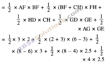 RBSE Solutions for Class 8 Maths Chapter 14 Area Additional Questions img-6