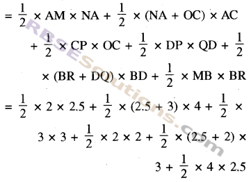 RBSE Solutions for Class 8 Maths Chapter 14 Area Additional Questions img-8