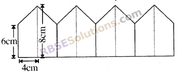 RBSE Solutions for Class 8 Maths Chapter 14 Area Ex 14.1 img-1