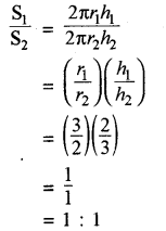RBSE Solutions for Class 8 Maths Chapter 15 पृष्ठीय क्षेत्रफल एवं आयतन Additional Questions Q5a