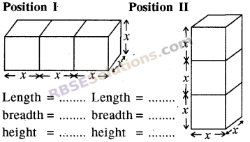 RBSE Solutions for Class 8 Maths Chapter 15 Surface Area and VolumeIn Text Exercise img-1