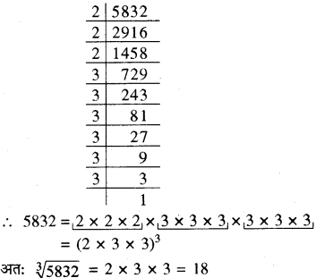 RBSE Solutions for Class 8 Maths Chapter 2 घन एवं घनमूल Ex 2.2 Q2c