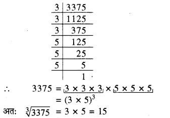RBSE Solutions for Class 8 Maths Chapter 2 घन एवं घनमूल Ex 2.2 Q2e