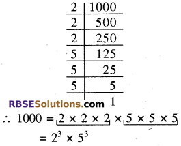 RBSE Solutions for Class 8 Maths Chapter 2 Cube and Cube Roots Ex 2.1 3