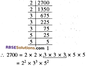 RBSE Solutions for Class 8 Maths Chapter 2 Cube and Cube Roots Ex 2.1 5