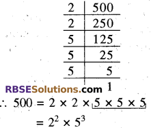 RBSE Solutions for Class 8 Maths Chapter 2 Cube and Cube Roots Ex 2.1 7